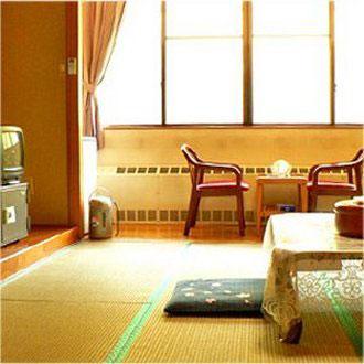 鳴子らどん温泉/客室