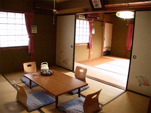 まるみや荘/客室