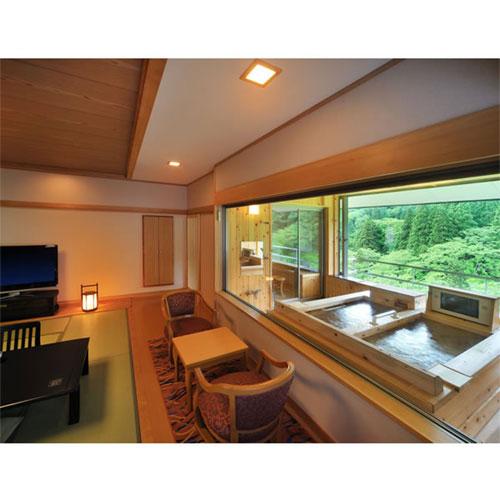 【新幹線付プラン】銀山温泉 仙峡の宿 銀山荘(びゅうトラベルサービス提供)/客室