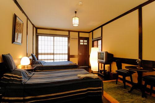 【新幹線付プラン】田町武家屋敷ホテル(びゅうトラベルサービス提供)/客室