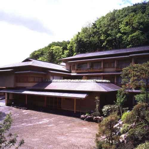 【新幹線付プラン】つなぎ温泉 四季亭(びゅうトラベルサービス提供)/外観