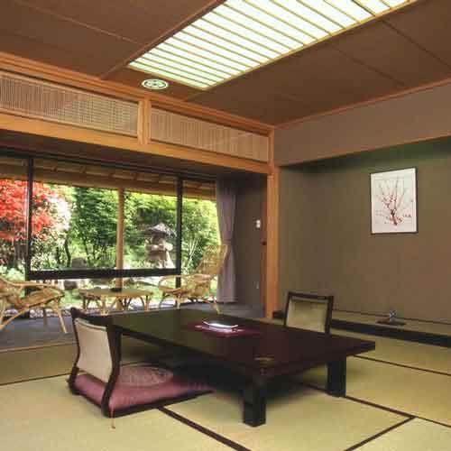 【新幹線付プラン】つなぎ温泉 四季亭(びゅうトラベルサービス提供)/客室