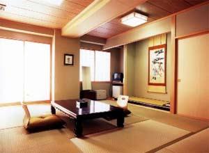 【新幹線付プラン】国民宿舎 サンホテル衣川荘(びゅうトラベルサービス提供)/客室