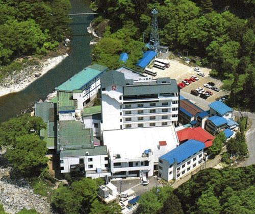 【新幹線付プラン】小原温泉 旅館かつらや(びゅうトラベルサービス提供)/外観