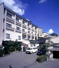 【特急列車付プラン】草津温泉 ホテルみゆき(びゅうトラベルサービス提供)/外観