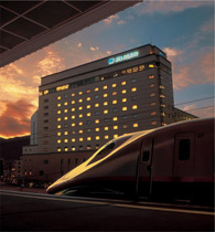 【新幹線付プラン】ホテルメトロポリタン長野(びゅうトラベルサービス提供)/外観