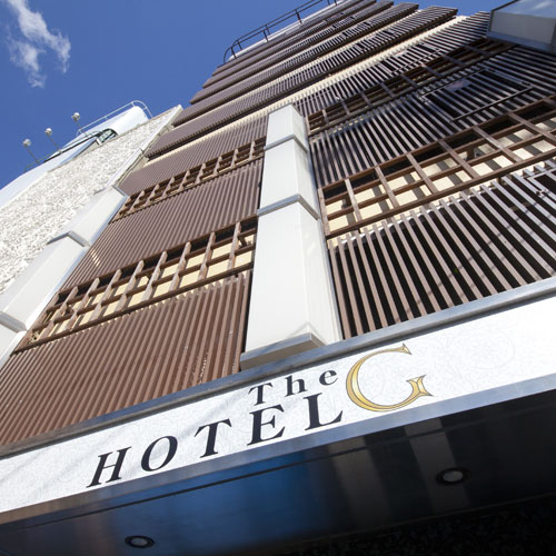 HOTEL The G/外観