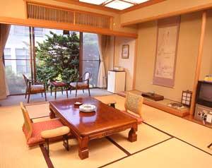 【新幹線付プラン】浅虫温泉 椿館(びゅうトラベルサービス提供)/客室