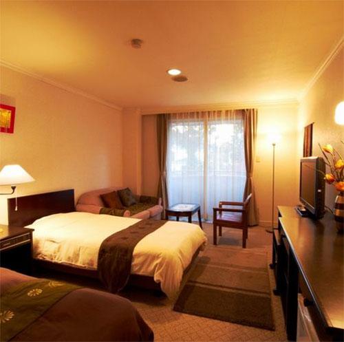 【新幹線付プラン】ホテル ナチュラルガーデン日光(びゅうトラベルサービス提供)/客室