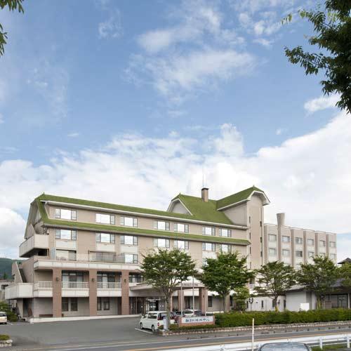 【特急列車付プラン】諏訪湖ホテル(びゅうトラベルサービス提供)/外観