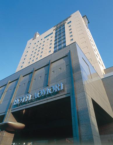 【新幹線付プラン】ホテル青森(びゅうトラベルサービス提供)/外観