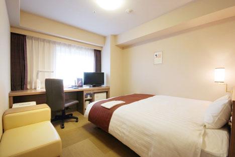 【新幹線付プラン】ダイワロイネットホテル八戸(びゅうトラベルサービス提供)/客室