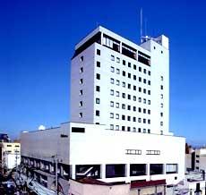 【新幹線付プラン】弘前パークホテル(びゅうトラベルサービス提供)/外観