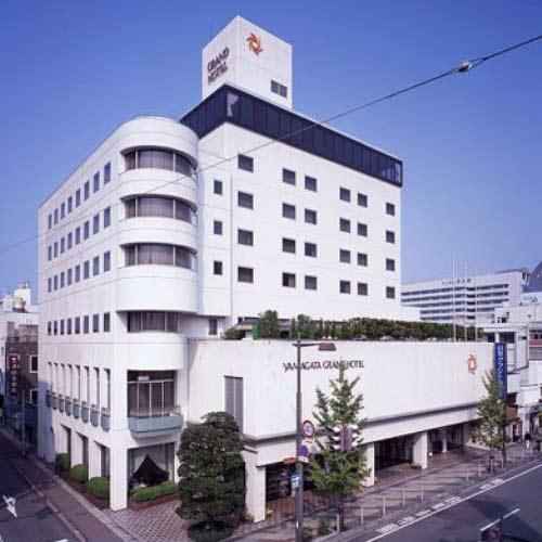【新幹線付プラン】山形グランドホテル(びゅうトラベルサービス提供)/外観