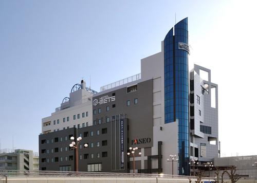 【新幹線付プラン】ホテル アール・メッツ宇都宮(びゅうトラベルサービス提供)/外観