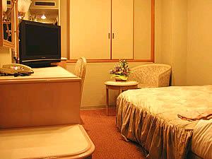 【新幹線付プラン】駅前フジグランドホテル(びゅうトラベルサービス提供)/客室