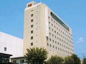 【新幹線付プラン】会津若松ワシントンホテル(びゅうトラベルサービス提供)/外観
