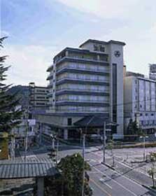 【新幹線付プラン】天童温泉 ホテル王将(びゅうトラベルサービス提供)/外観