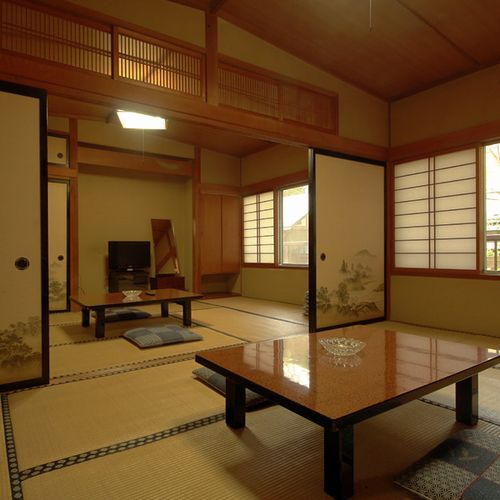 花巻・台温泉 心の湯宿 吉野屋旅館/客室