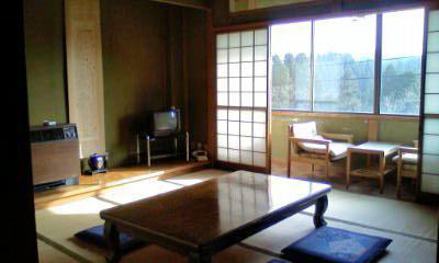旅館 正権寺の湯/客室
