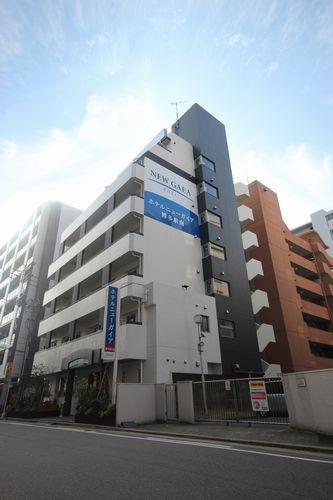 ホテルニューガイア博多駅南/外観