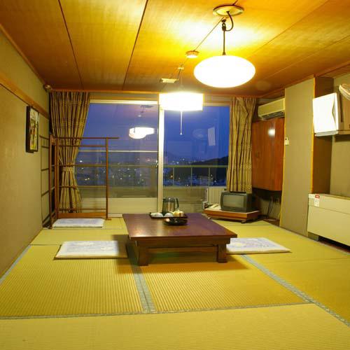 国民宿舎 栗林山荘/客室