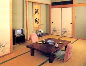 権現山荘/客室