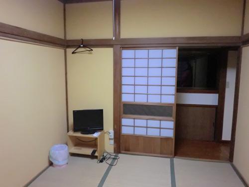 釣宿民宿薄木荘 <三宅島>/客室