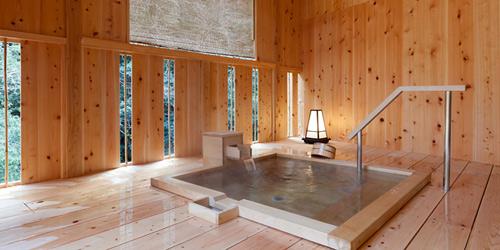 松葉温泉 滝の湯/客室