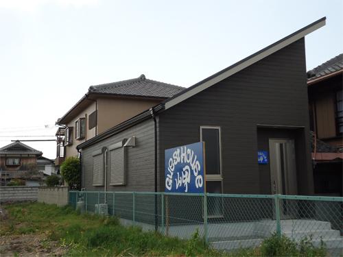 ゲストハウス岬(淡輪ハウス)/外観