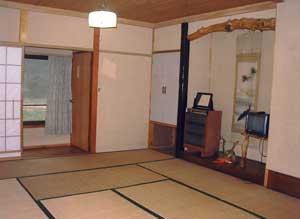 民宿 山久荘/客室