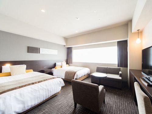 広島ワシントンホテル/客室