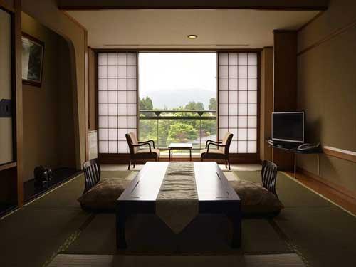 フォレストリゾート 箱根 森のせせらぎ/客室