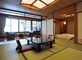 露天風呂の宿 静楓亭/客室