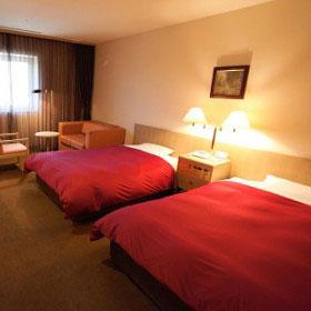 ホテル メルパルク仙台/客室