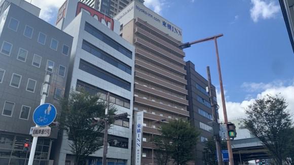 東横イン梅田中津2/外観
