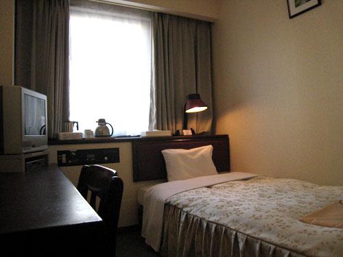 富士国際ホテル/客室