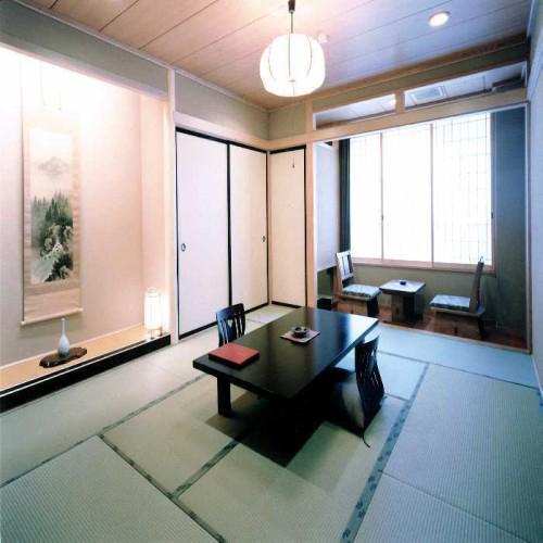 【新幹線付プラン】湯の川 純和風旅館 一乃松(びゅうトラベルサービス提供)/客室