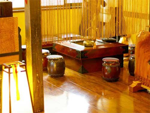 岩瀬湯本温泉 ひのき風呂の宿 分家/客室