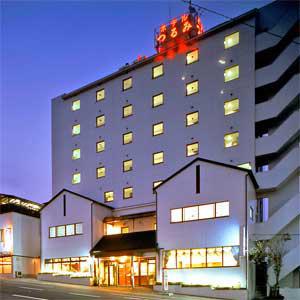 ホテルつるみ/外観