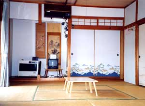 民宿 ぴょん吉 中山荘<岡山県>/客室
