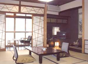 武雄温泉 若松屋旅館/客室