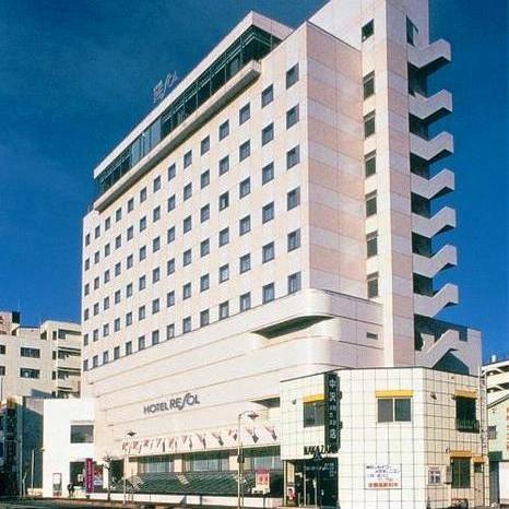 【新幹線付プラン】ホテルリソル函館(びゅうトラベルサービス提供)/外観