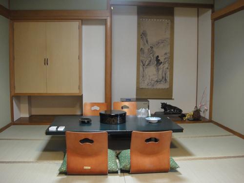 湯村温泉 魚と屋/客室