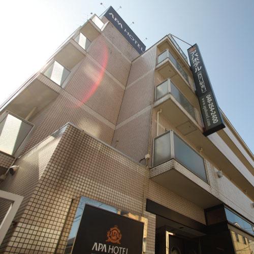 アパホテル<西川口駅東口>/外観