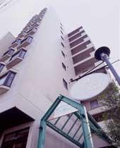 岸辺ステーションホテル/外観