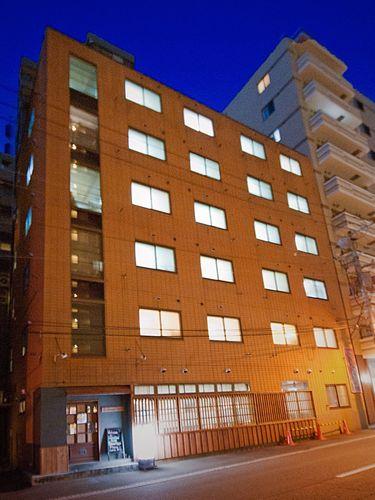 カオサン札幌ファミリーホステル (旧:インターナショナルホステル カオサン札幌)/外観