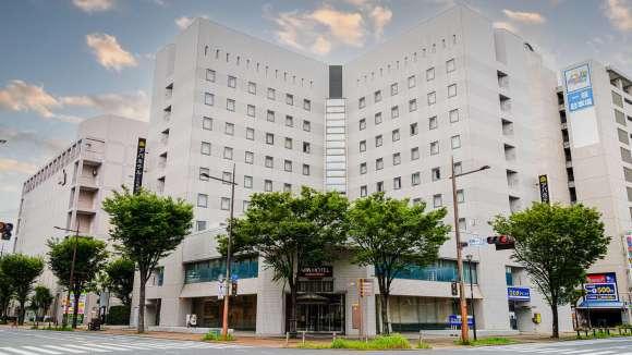 アパホテル<小倉駅前>/外観