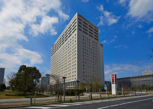 オークウッドホテル&アパートメンツ有明/外観