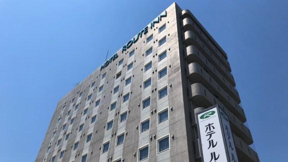 ホテル ルートイン橋本/外観